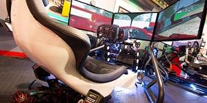 Formula One Race Seat simulation 30 minutes