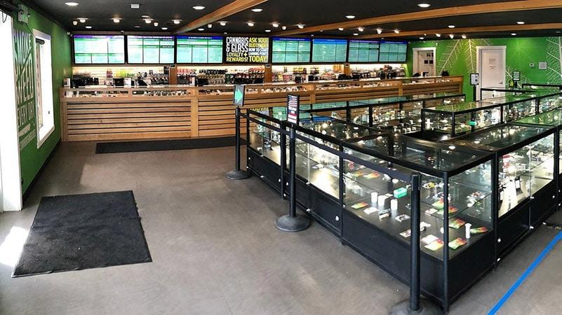 Cannabis & Glass Washington Recreational Dispensary