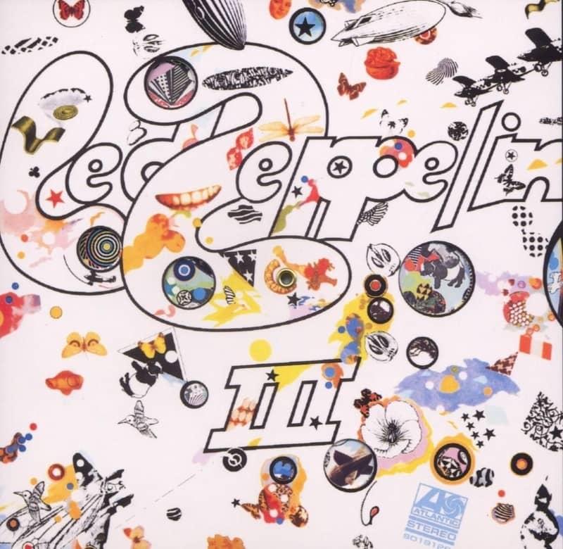 Led zeppelin iii album art