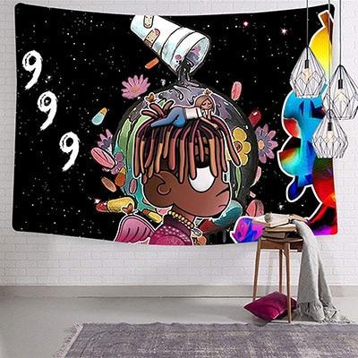 rapper tapestry