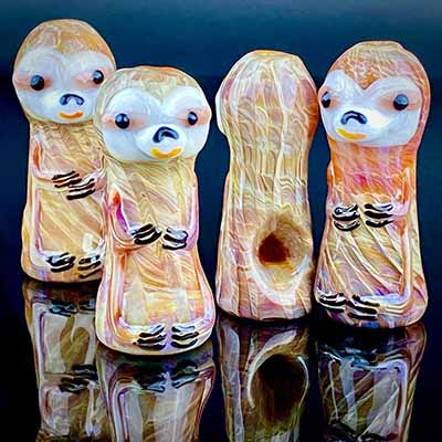 sloth pipe