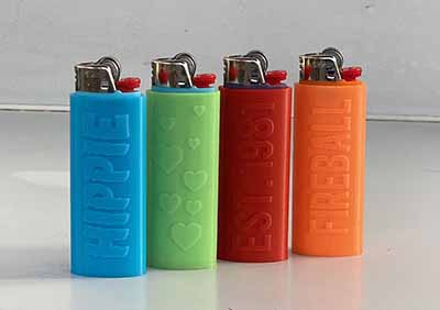 lighter holder