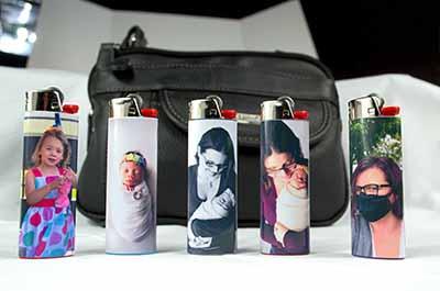 photo custom lighter sleeve