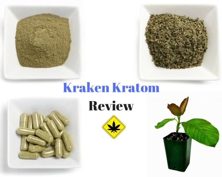 Kraken Kratom Review