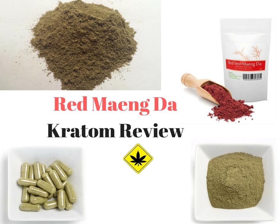 Red Maeng Da Kratom Review