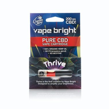 VapeBright CBD Oil
