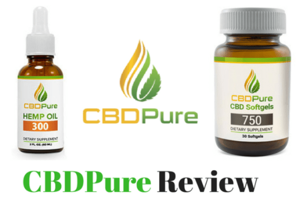 CBDPure Review [Coupon Inside] - A Must Read Guide | Stoner's Zone