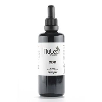 Nuleaf Naturals Full Spectrum CBD Oil
