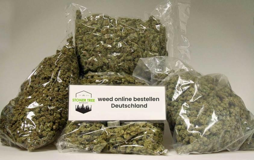 weed online bestellen deutschland