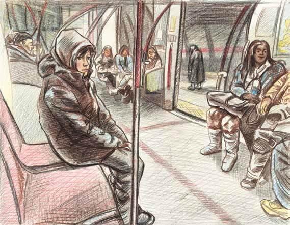 Subway Adventure subway scene