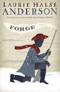 Forge, book cover