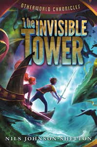 Otherworld Chronicles: The Invisible Tower book cover