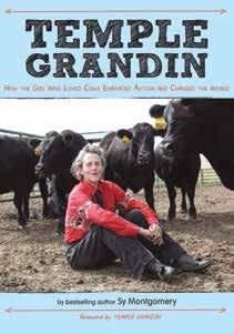Temple Grandin book cover