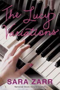 The Lucy Variations book cover