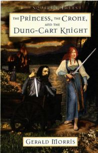 The Princess, the Crone, and the Dung-Cart Knight book cover