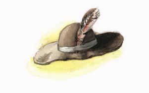 Iristerra brown hat