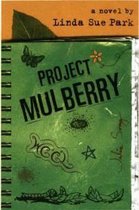 Project Mulberry book cover
