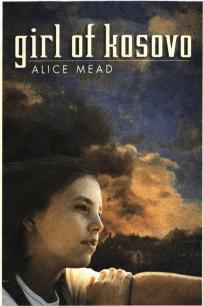 Girl of Kosovo book cover
