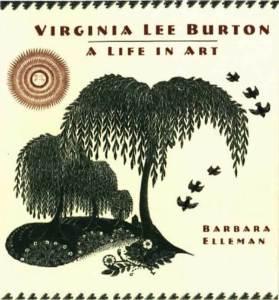 virginia lee burton a life in art book cover