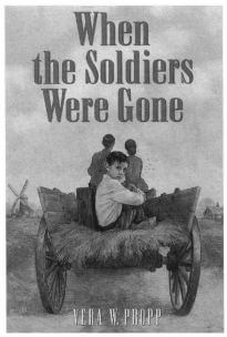 When the Soldiers Were Gone book cover