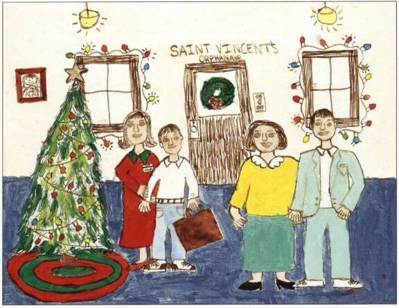 Christmas Gifts sround the christmas tree