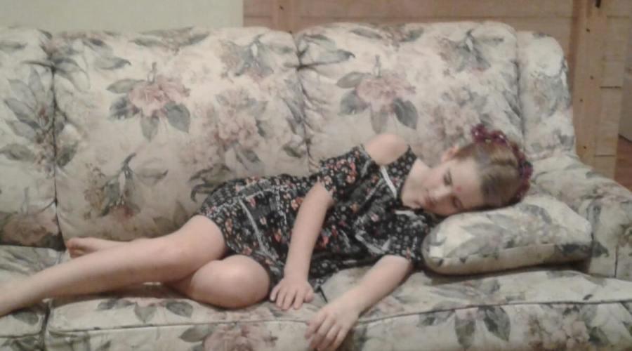 Sophia Bartolini Girl Asleep