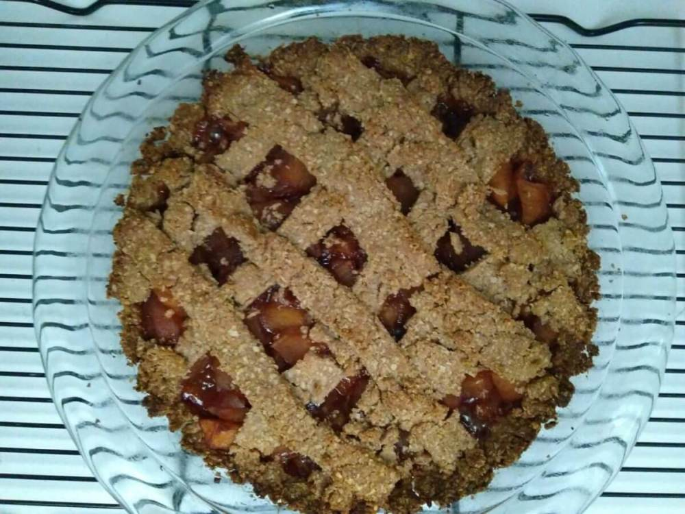 Dairy-Free Apple Pie