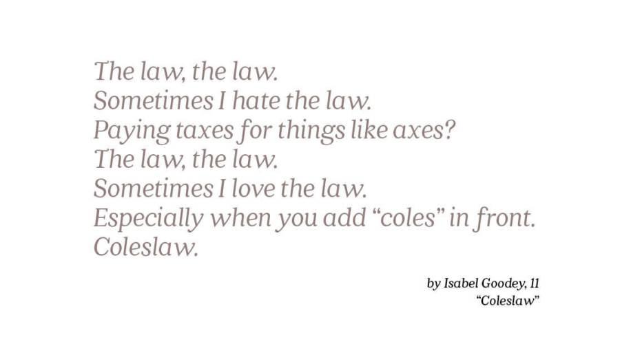 coleslaw text image