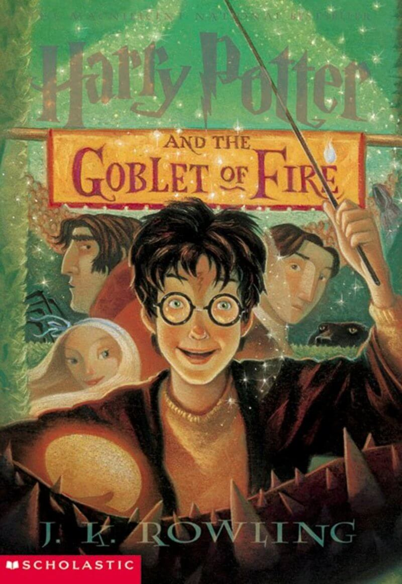 Harry Potter and the Goblet of Fire, Reviewed by Alexis, 13