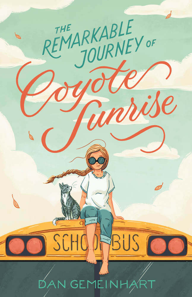The Remarkable Journey of Coyote Sunrise, Reviewed by Grace, 11