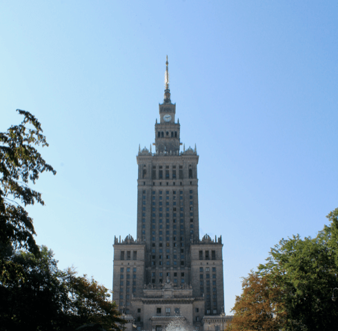 Warsaw Travelogue