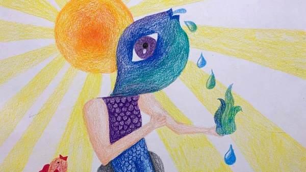 The Little Mermaid  By Rebecca Wu