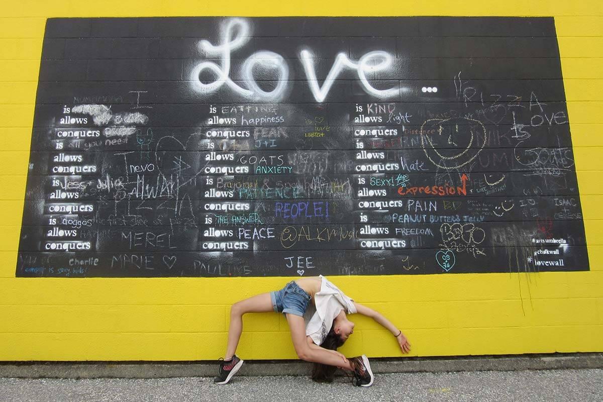 Love . . .