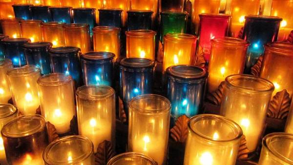 By the Glow of a Thousand Candles