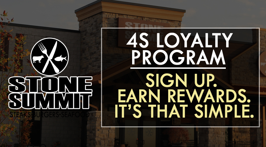 Stone Summit Loyalty program