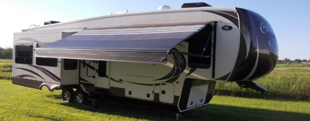 RV Awnings Slide Toppers From Stone Vos