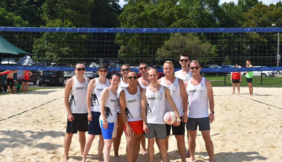 Sand Volleyball League Pittsburgh