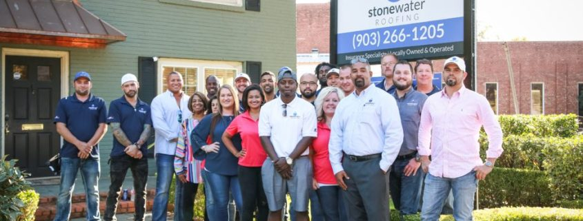 Stonewater Roofing Employees