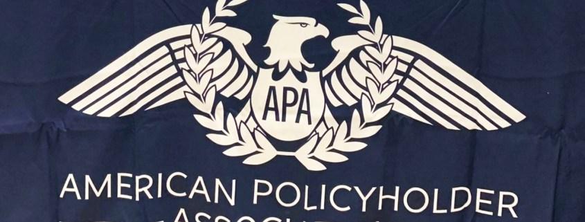 American Policyholder Association - Logo