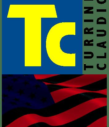 Turrini USA Flag Logo alpha
