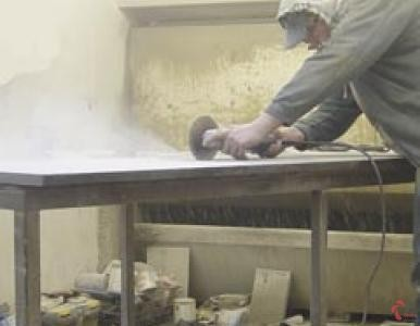 American report highlights silicosis danger of engineered quartz