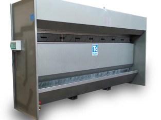 Turrini Claudio MB40 Waterwall Dust Collector