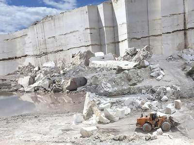 Transitioning for global stone production industry success