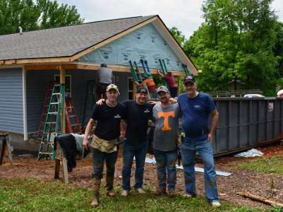 Braxton-Bragg Employees Achieved 25 Good Deeds In Celebration of the Company's 25th Anniversary