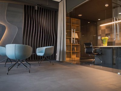 Lapitec and American Granite Company collaborate for major Midwestern projects