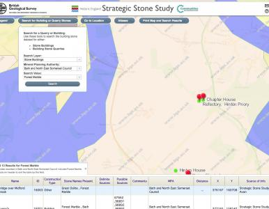 Strategic Stone Study  to be relaunched and promoted