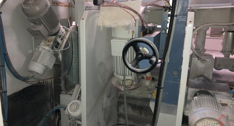 2012 Comandulli Omega 100 Edge Line Polisher