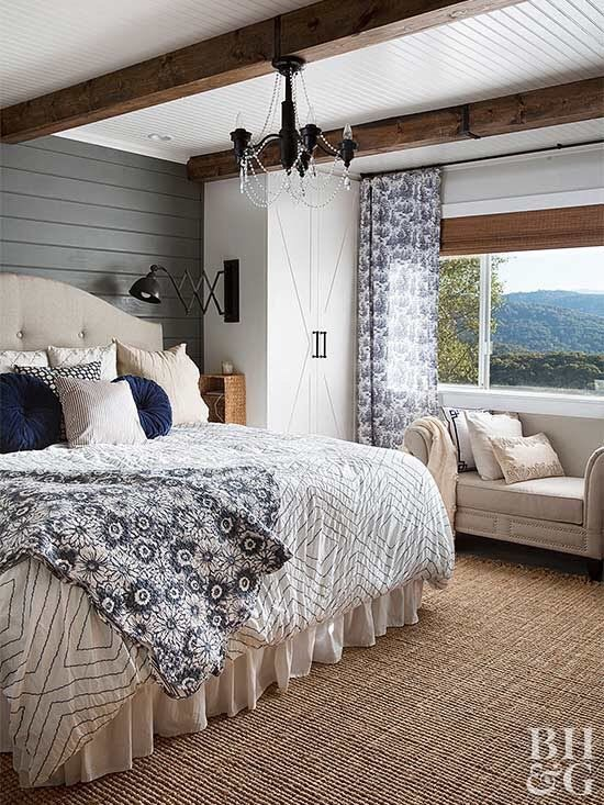 Master bedroom must haves