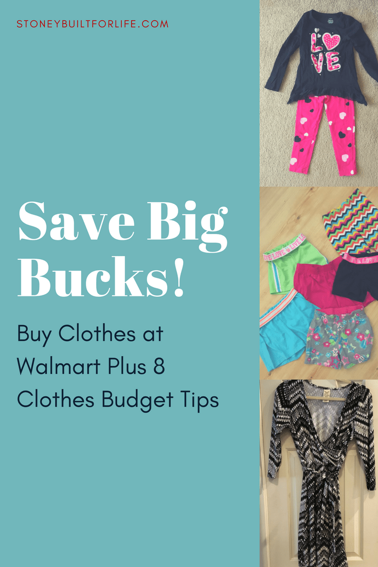 frugal budget clothes tips