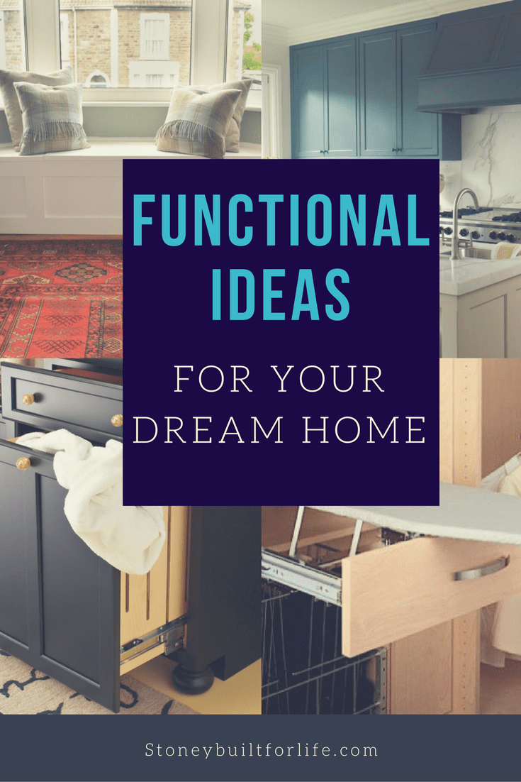 13 functional ideas for your dream home